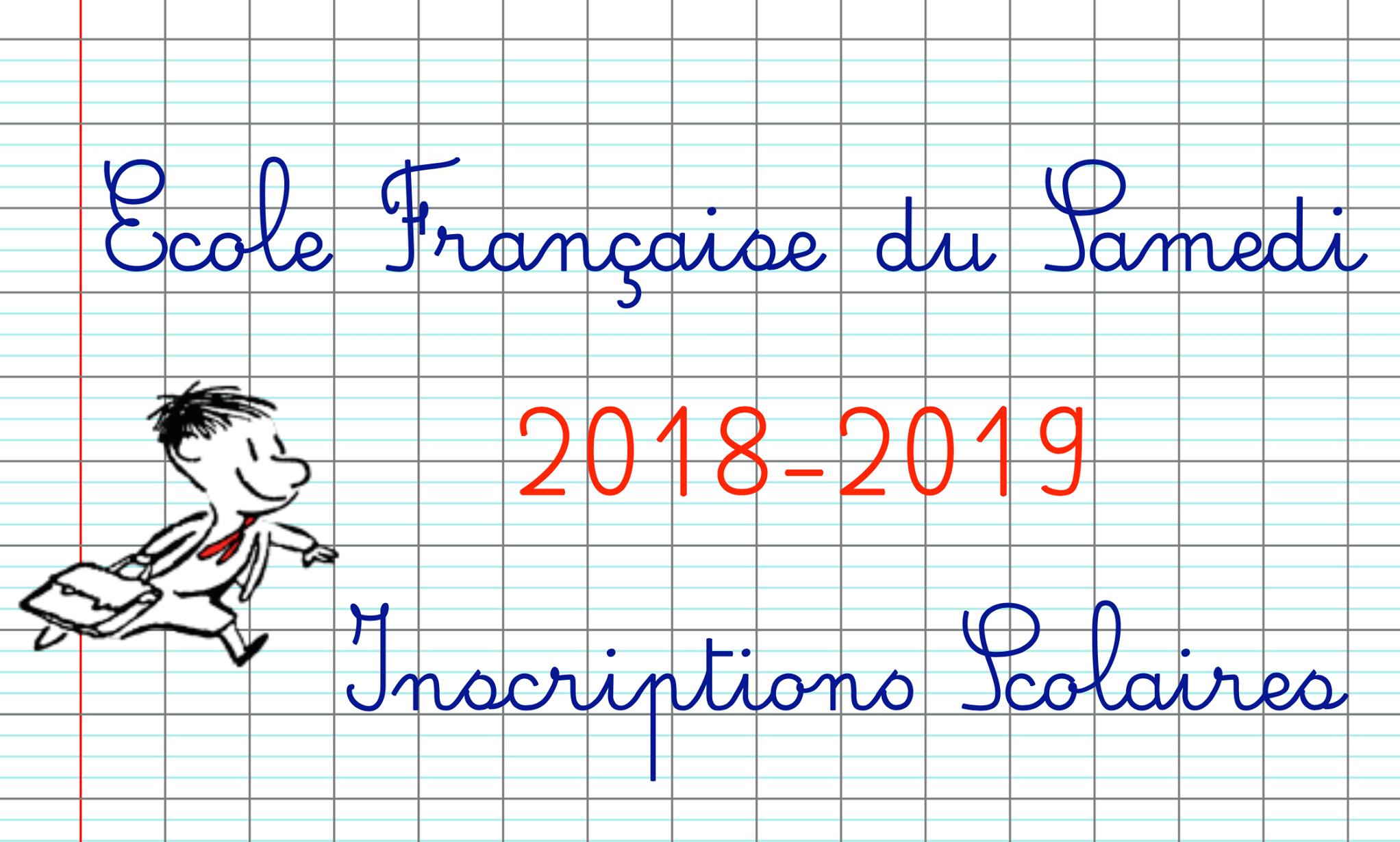 école française du samedi